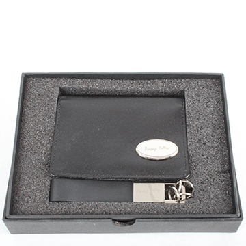 Business Card Holder & Key Chain