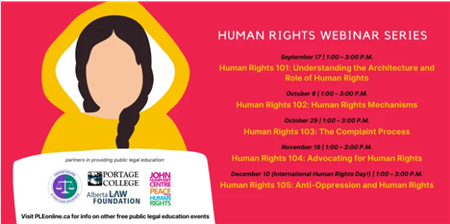 Human Rights Sessions