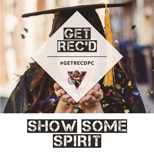 Show Some Spirit Poster